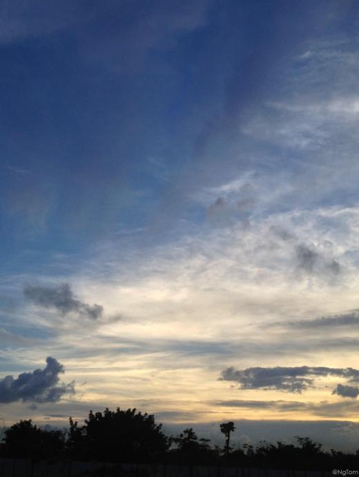The Blue Sky
