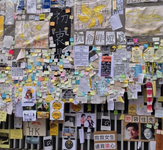 Umbrella Movement 19